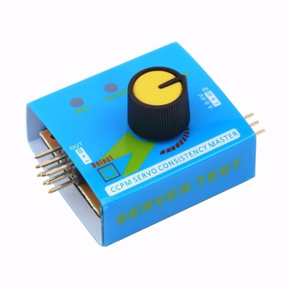 Контроллер скорости, тестер сервоприводов 3CH
