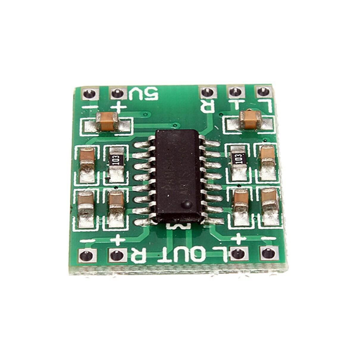 Модуль аудио-усилитель PAM8403