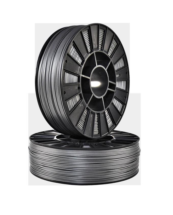 ABS пластик SEM 1,75 серебристый