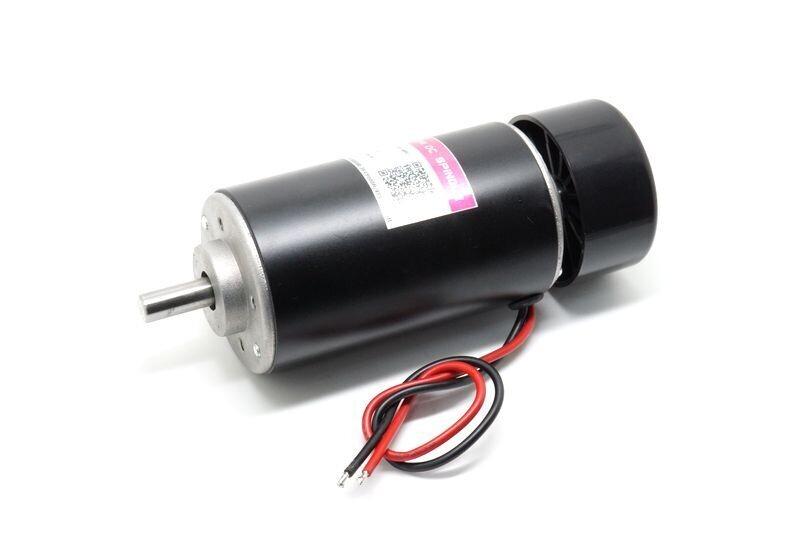 Мотор для (фрез, свер) принтера (станка), 12-48V, 300W, 12000 об/мин, 400MN, 52-90мм