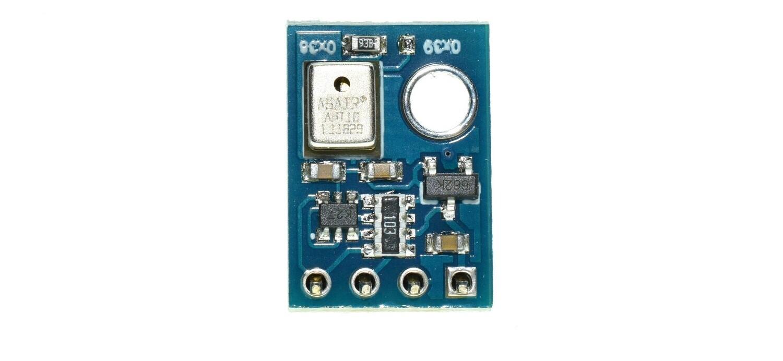AHT10 – I2C датчик температуры и влажности