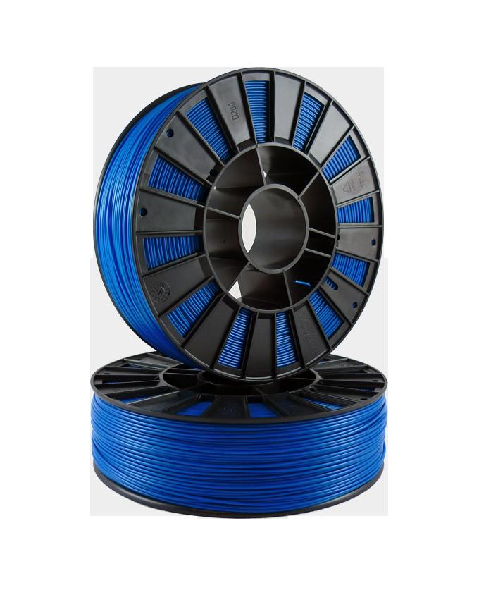 PETG пластик SEM 1,75 синий прозрачный