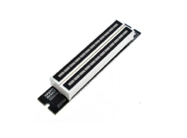 Светодиодный индикатор уровня звука (VU-meter)