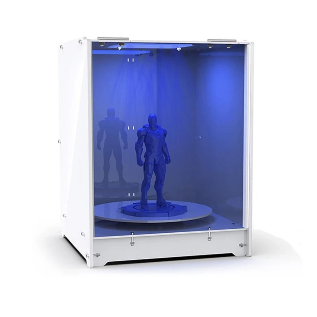 Ультрафиолетовая сушка с поворотным столом ф210*220мм