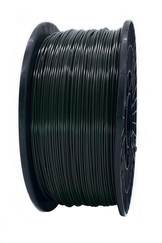 PETG пластик FDplast 1.75 «Камуфляж» Темно зеленый