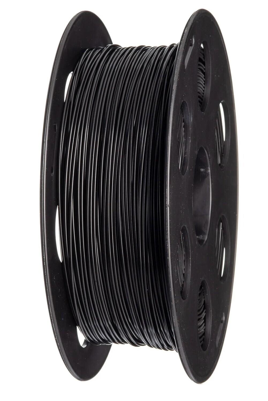 ABS пластик FDplast 1.75 «Темная ночь» Черный 750 гр