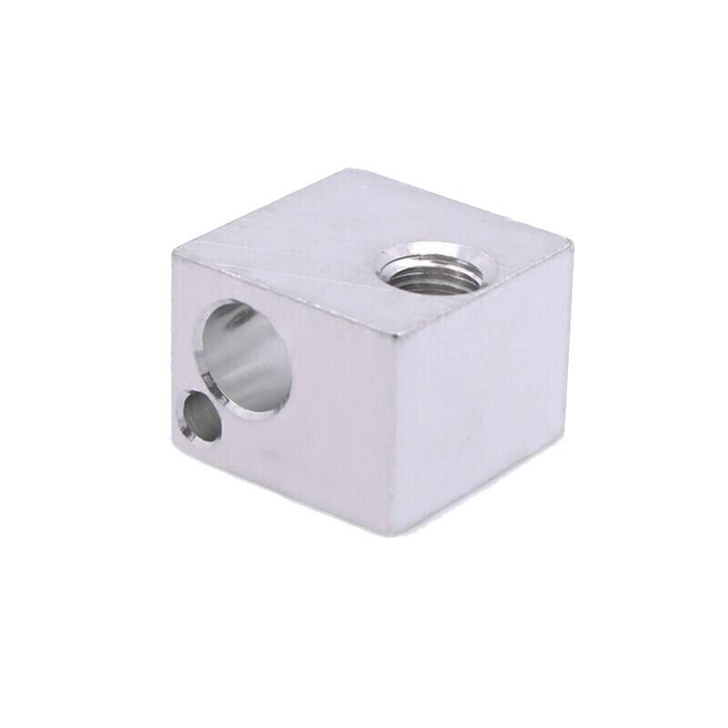 Нагревательный блок алюминиевый V5