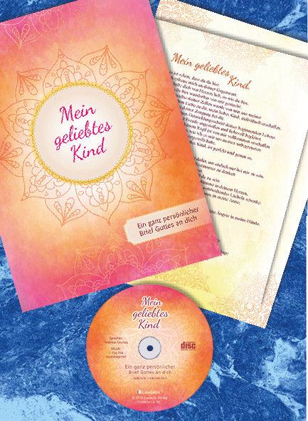 """CD: """"Mein geliebtes Kind"""" (geführte Meditation mit Musik)"""
