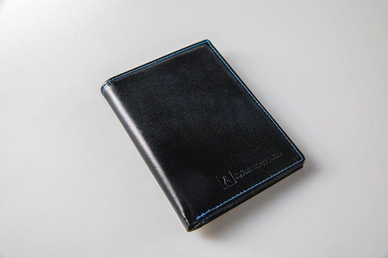 Кожаная обложка для автодокументов, паспорта