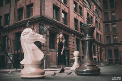 Checkmate Print