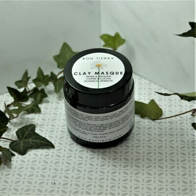 FACE MASQUE - REFINE & EXFOLIATE, COFFEE, CACAO & BOTANICAL EXTRACTS 100g