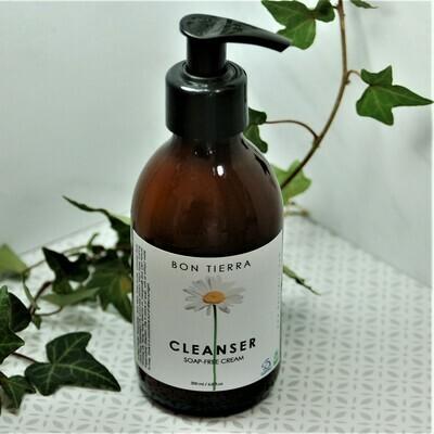 CLEANSER - SOAP FREE CREAM 200ml