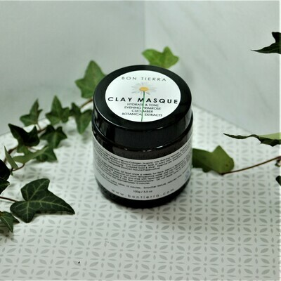 FACE MASQUE - HYDRATE & TONE WITH BOTANICAL EXTRACTS 100g