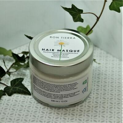 HAIR MASQUE - DRY/DAMAGED/COLOURED HAIR 330ml