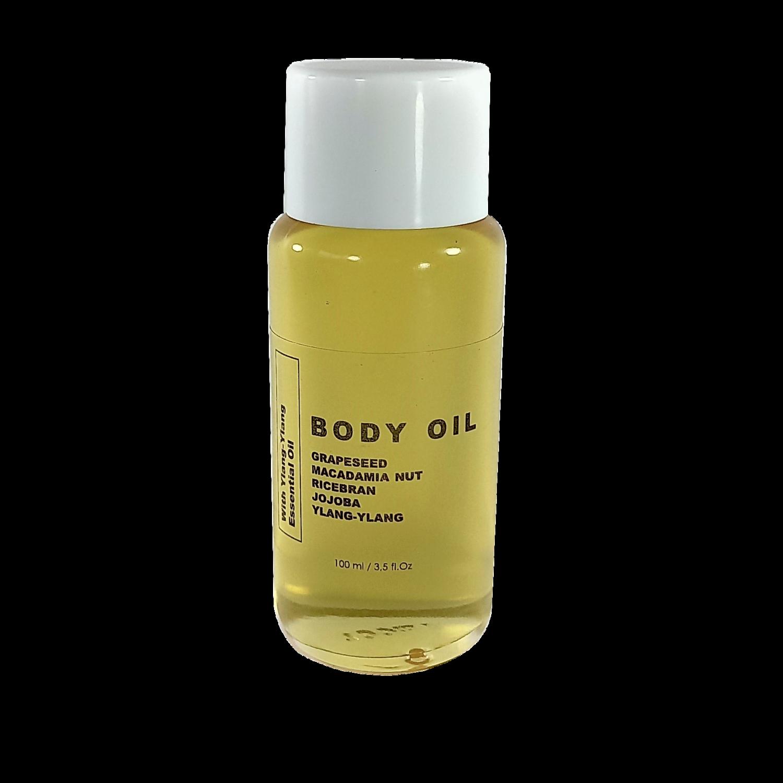 BODY OIL WITH YLANG-YLANG 100ML