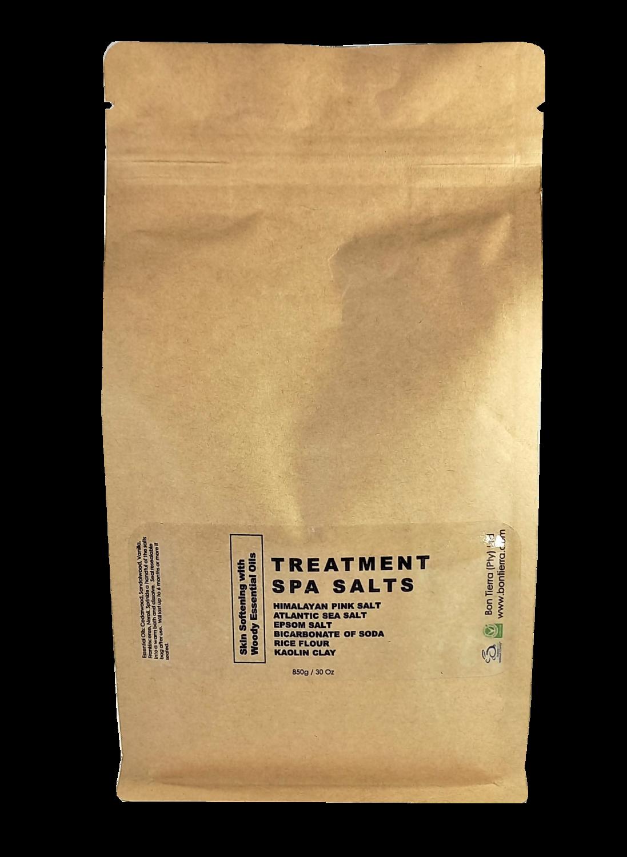 "TREATMENT SPA SALTS - ""WOODS"" 850g"