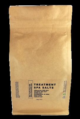 TREATMENT SPA SALTS - CITRUS 850g