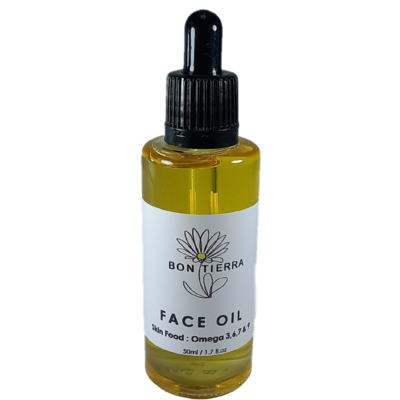 FACE OIL WITH OMEGA 3,6,7 & 9 50ml