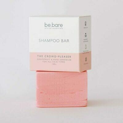 Be.Bare Shampoo & Conditioner Bars
