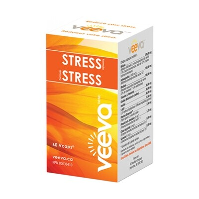 Stress Formula  (60 or 120 Vcaps)