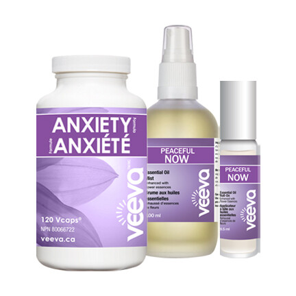 Anxiety Starter Kit (2 month supply)