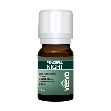 Pure Essential Oil Blend - Peaceful NIGHT (formerly called Sleep) Sleep 10 ml