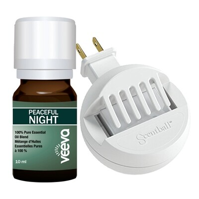 Peaceful NIGHT (formerly called Sleep) Diffuser Kit