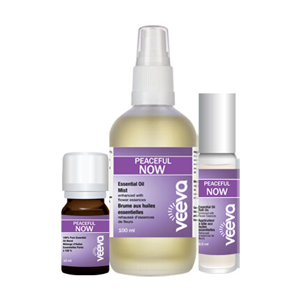 NEW! Peaceful NOW (formerly called Anxiety) Aromatherapy Kit