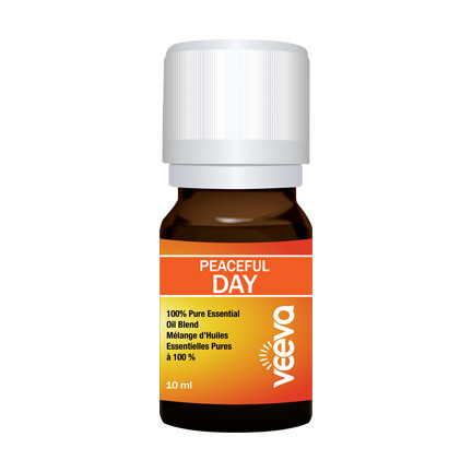 Pure Essential Oil Blend - Peaceful DAY 10 ml