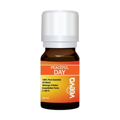 Pure Essential Oil Blend - Peaceful DAY (formerly called Stress) 10 ml