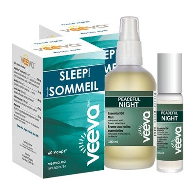 Sleep Starter Kit (2 month supply)