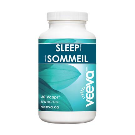 Sleep Formula (30 or 60 Vcaps)