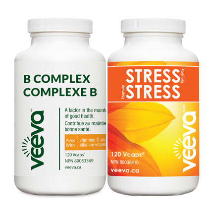 BEST VALUE   Stress Formula 120s and B Complex 120s DUO PACK