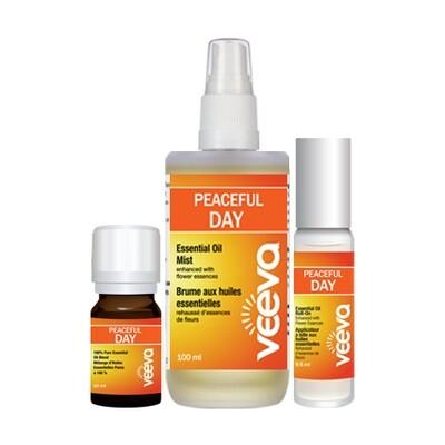 Peaceful DAY Aromatherapy Kit