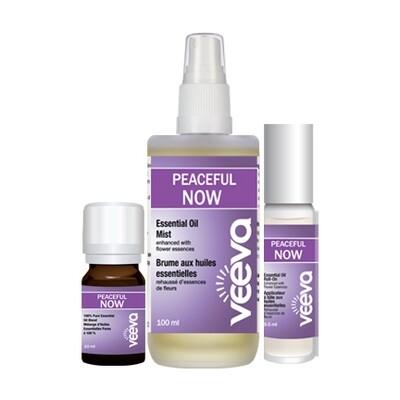 Peaceful NOW Aromatherapy Kit