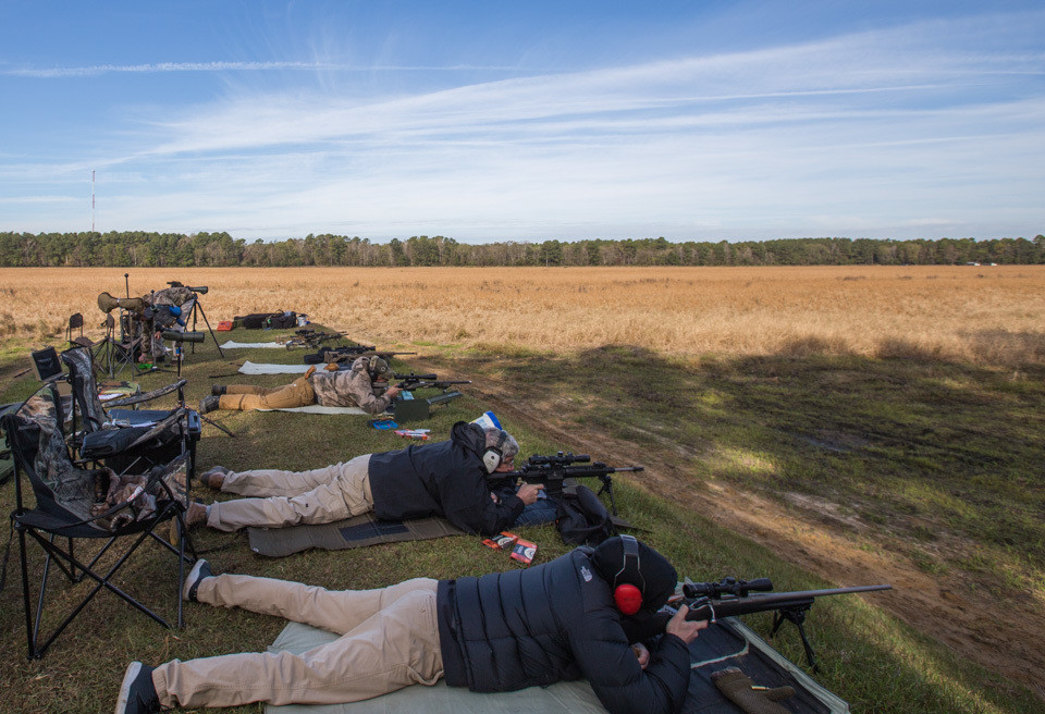 1-Day Intro Long Range Precision Rifle Course, Rose Hill, NC
