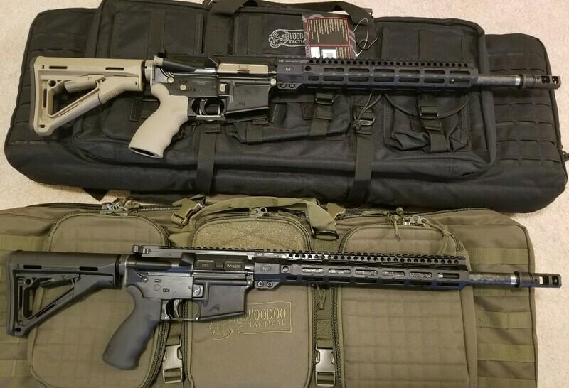 "Pilot Mountain Arms HBAR 16"" 5.56 AR-15 Rifle"