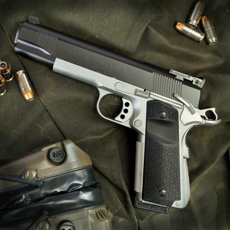 "Pilot Mountain Arms Classic Model 5"", .45 Cal 1911 Pistol"