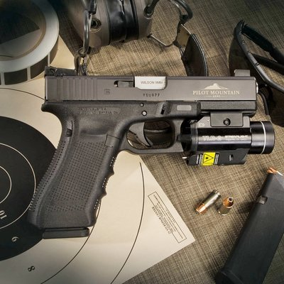 Pilot Mountain Arms Operator Model, GLOCK® 17/22 Pistol