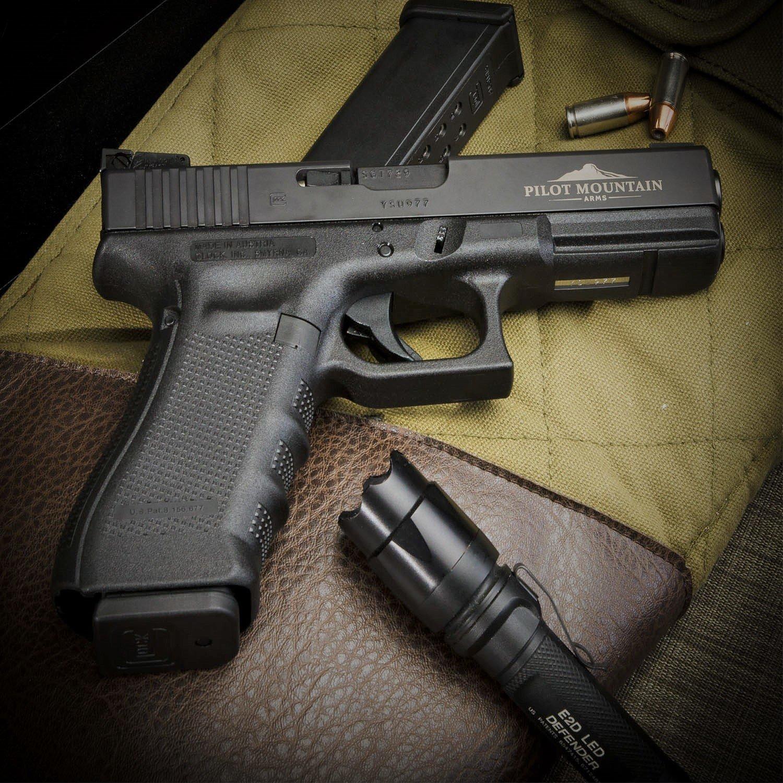 Pilot Mountain Arms Enhanced Model, GLOCK® 17/22 Pistol