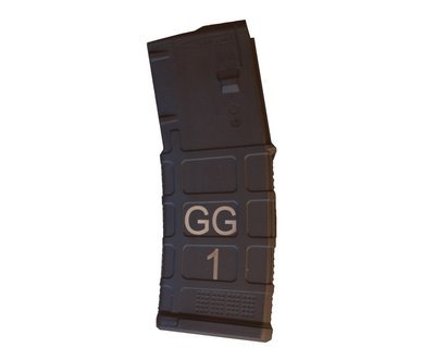 Laser Marked MagPul PMAG 30 AR/M4 M3 5.56 Magazine