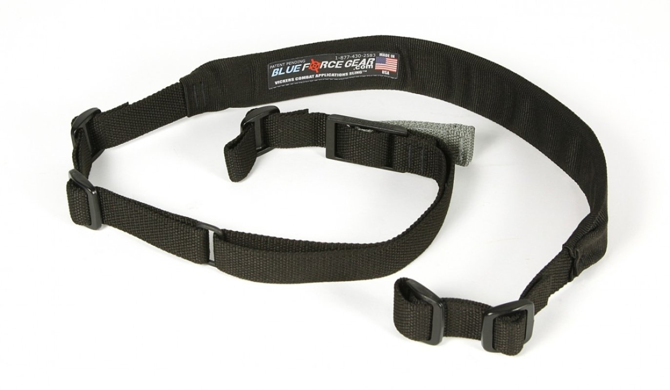 PADDED VICKERS COMBAT APPLICATIONS SLING™, NYLON ADJUSTER