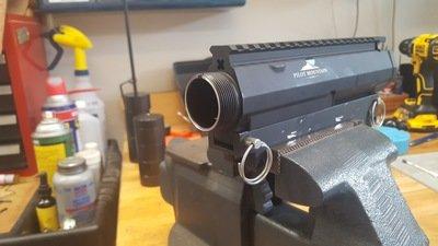 True AR-15/AR-10 Receiver Face
