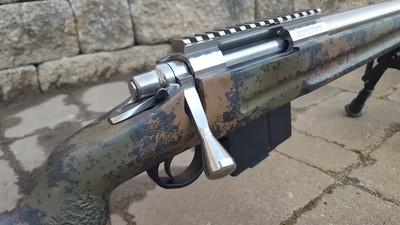 Pilot Mountain Arms Precision Rifle