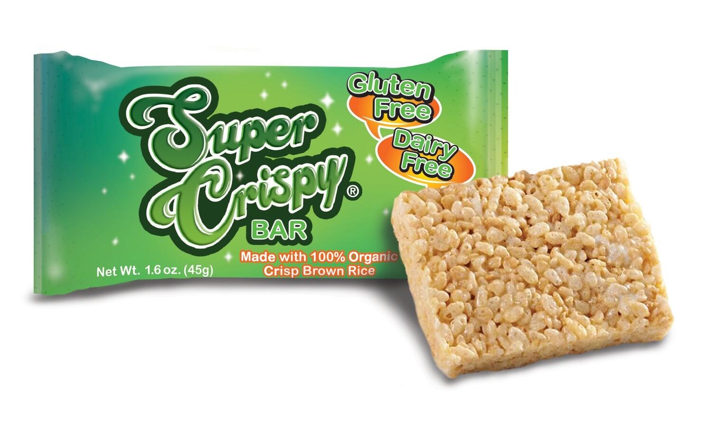 Super Crispy Bar 1.6 oz. (50 count)