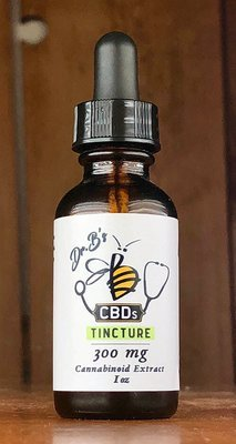 Tincture, 300mg., Natural
