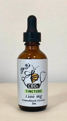 Tincture, 1200 mg., Natural