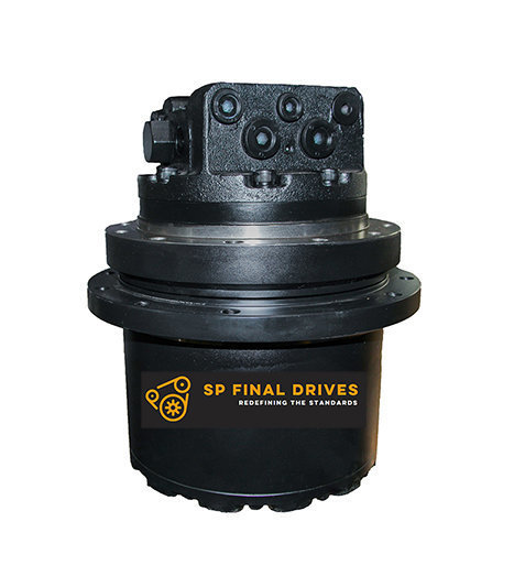 CASE CX125 Final Drive Motor With Travel Motor