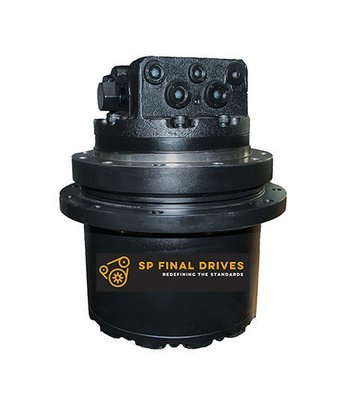 CASE CX135SR Final Drive Motor With Travel Motor