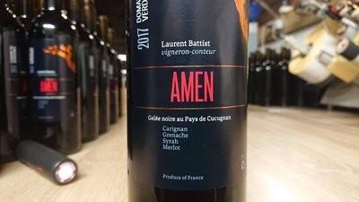 AMEN - Gelée Noire en 2017 - Dernières bouteilles...